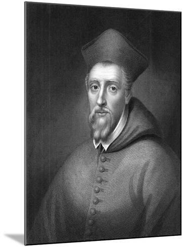 William Allen (1532-159), English Prelate--Mounted Giclee Print
