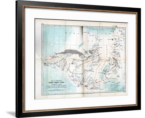 Western Franz Josef Land, 1899--Framed Art Print