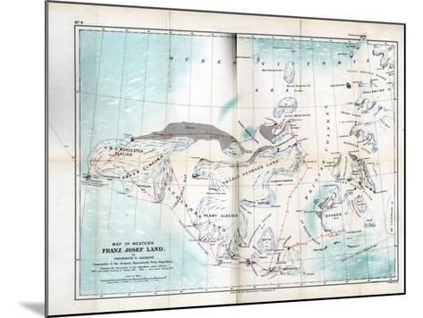 Western Franz Josef Land, 1899--Mounted Giclee Print