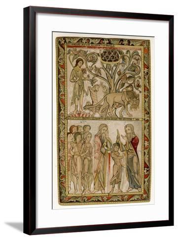 David and Samuel, 1121-1161--Framed Art Print