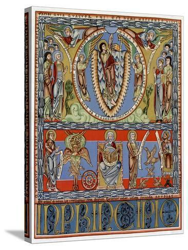 Ascension, C1155--Stretched Canvas Print