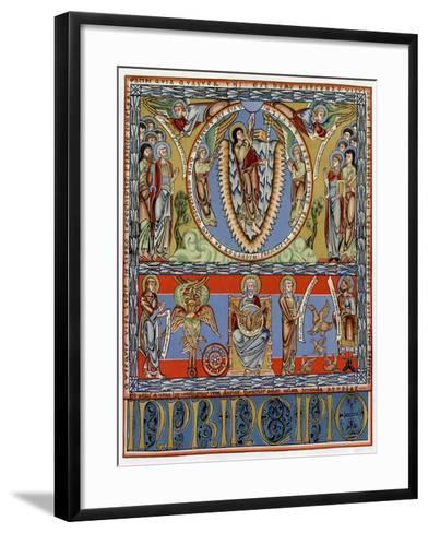 Ascension, C1155--Framed Art Print