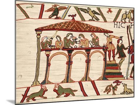 Harold Ii, Last Anglo-Saxon King of England, 1066 (1070)--Mounted Giclee Print