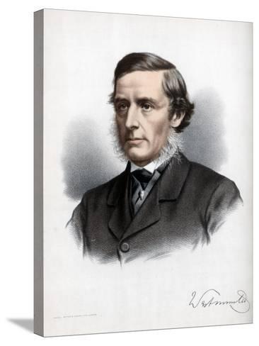 Hugh Grosvenor, 1st Duke of Westminster, C1890-Petter & Galpin Cassell-Stretched Canvas Print