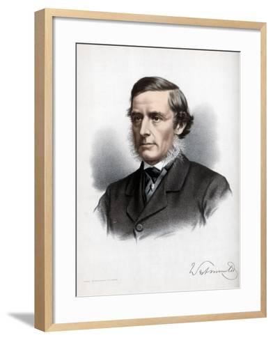 Hugh Grosvenor, 1st Duke of Westminster, C1890-Petter & Galpin Cassell-Framed Art Print