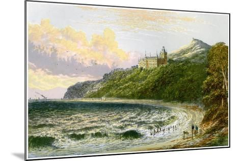Dunrobin Castle, Sutherland, Scotland, Home of the Duke of Sutherland, C1880-AF Lydon-Mounted Giclee Print