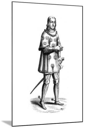 Louis De Mallet, Lord of Graville and Admiral of France, 16th Century--Mounted Giclee Print