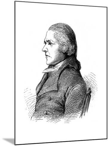 William Jessop, British Civil Engineer, C1860--Mounted Giclee Print
