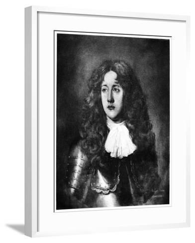 John Graham of Claverhouse, 1st Viscount Dundee, Scottish Jacobite Commander--Framed Art Print