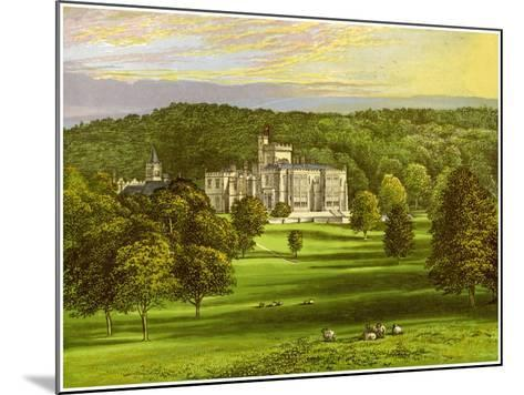 Capernwray, Lancashire, Home of the Marton Family, C1880-AF Lydon-Mounted Giclee Print