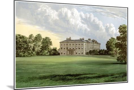 Farnham Lodge, County Cavan, Ireland, Home of Lord Farnham, C1880-AF Lydon-Mounted Giclee Print