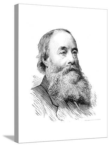 James Prescott Joule, English Physicist, 1889--Stretched Canvas Print
