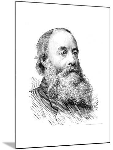 James Prescott Joule, English Physicist, 1889--Mounted Giclee Print