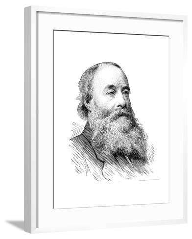 James Prescott Joule, English Physicist, 1889--Framed Art Print
