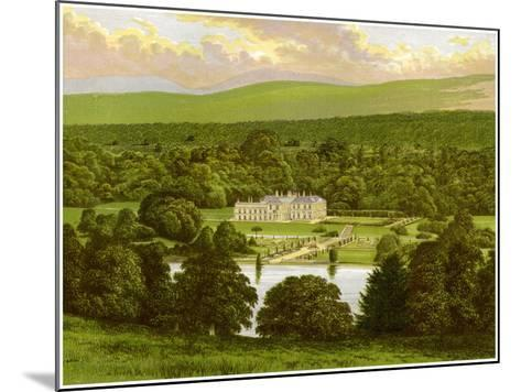 Barons Court, County Tyrone, Northern Ireland, Home of the Duke of Abercorn, C1880-Benjamin Fawcett-Mounted Giclee Print