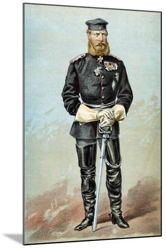 Frederick III (1831-188), Emperor of Germany, 1870--Mounted Giclee Print