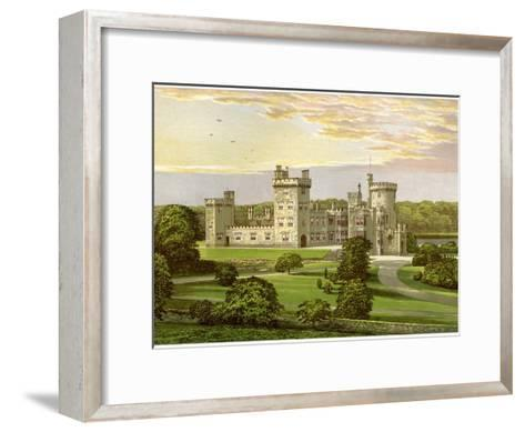 Dromoland, County Clare, Ireland, Home of Lord Inchiquin, C1880-AF Lydon-Framed Art Print