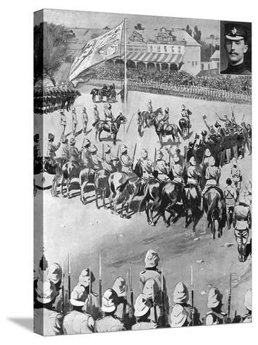 Annexation of the Orange Free State, 2nd Boer War, May 1900--Stretched Canvas Print