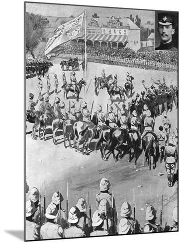 Annexation of the Orange Free State, 2nd Boer War, May 1900--Mounted Giclee Print