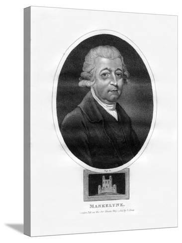 Nevil Maskelyne, Fifth British Astronomer Royal-Page-Stretched Canvas Print