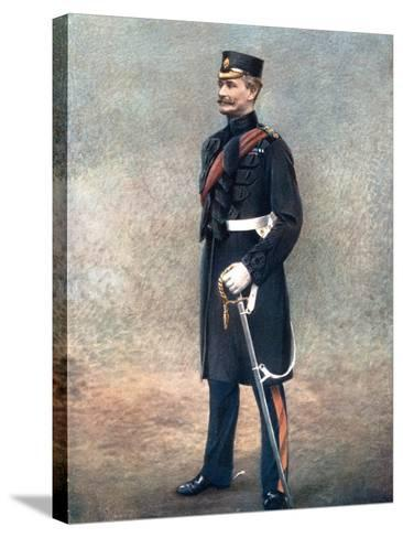 Lieutenant-General Reginald Pole-Carew, Commanding 11th Division, South Africa Field Force, 1902-Gregory-Stretched Canvas Print