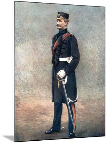 Lieutenant-General Reginald Pole-Carew, Commanding 11th Division, South Africa Field Force, 1902-Gregory-Mounted Giclee Print