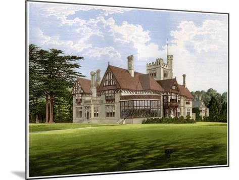 Cowdray Park, Sussex, Home of the Earl of Egmont, C1880-AF Lydon-Mounted Giclee Print