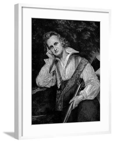 John James Audobon (1780-185), American Ornithologist and Artist--Framed Art Print