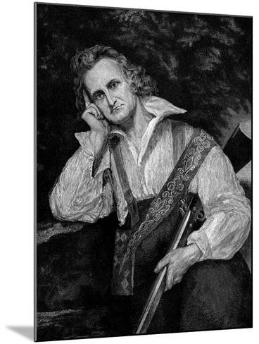 John James Audobon (1780-185), American Ornithologist and Artist--Mounted Giclee Print