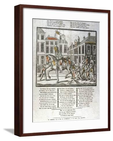 St Nicholas, 19th Century--Framed Art Print