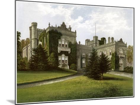 Aske Hall, Yorkshire, Home of the Earl of Zetland, C1880-AF Lydon-Mounted Giclee Print