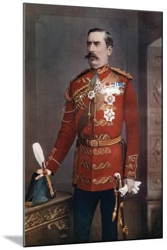 Lieutenant-General Sir Baker Creed Russell, Commanding Southern District, 1902-Maull & Fox-Mounted Giclee Print