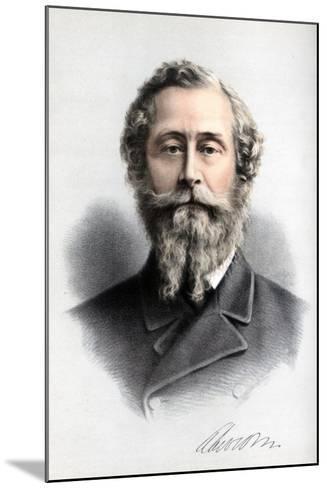 James Hamilton, 1st Duke of Abercorn, British Conservative Politician, C1890-Petter & Galpin Cassell-Mounted Giclee Print