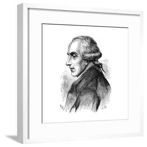 Pierre Simon Laplace, French Mathematician and Astronomer, 1881--Framed Art Print