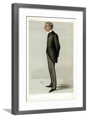'She' Henry Rider Haggard, British Author, 1887-Spy-Framed Art Print