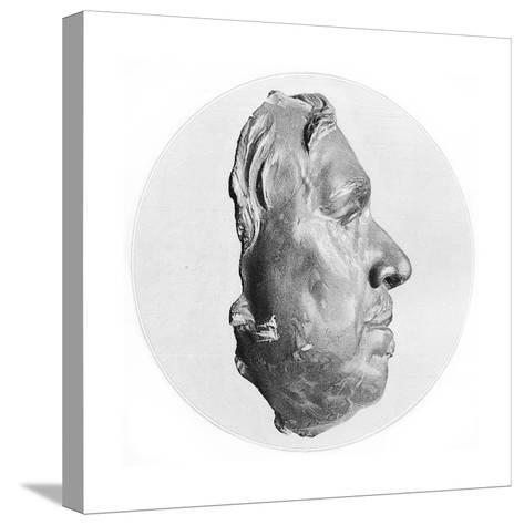 Oliver Cromwell, English Military Leader and Politician--Stretched Canvas Print