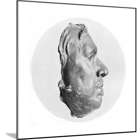 Oliver Cromwell, English Military Leader and Politician--Mounted Giclee Print
