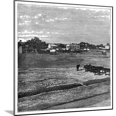 Potchefstroom, the Transvaal, South Africa, C1890--Mounted Giclee Print