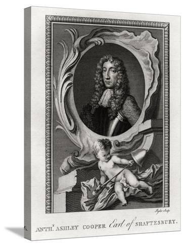 Anthony Ashley Cooper, Earl of Shaftesbury, 1777-Ryder-Stretched Canvas Print