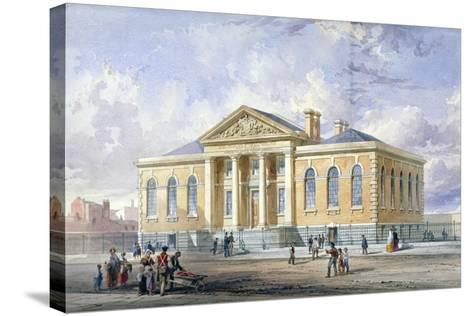 Lambeth Ragged School, Newport Street, Lambeth, London, 1851--Stretched Canvas Print