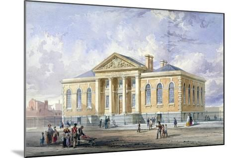 Lambeth Ragged School, Newport Street, Lambeth, London, 1851--Mounted Giclee Print