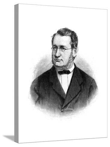 Julius Robert Von Mayer (1814-187), German Physician and Physicist, 1900--Stretched Canvas Print