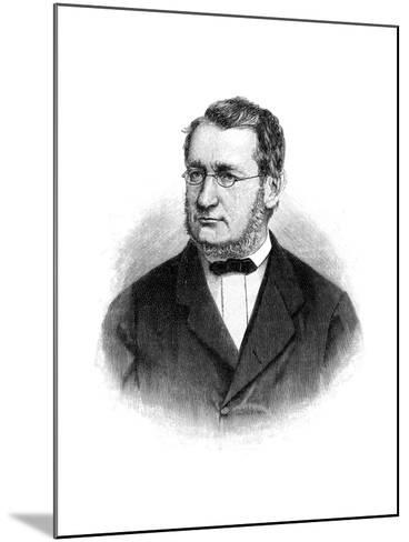 Julius Robert Von Mayer (1814-187), German Physician and Physicist, 1900--Mounted Giclee Print