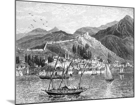 Salonika, Greece, 1900--Mounted Giclee Print