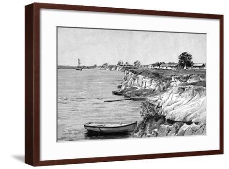 Humaita, Paraguay, 1895--Framed Art Print