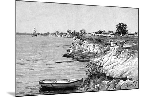 Humaita, Paraguay, 1895--Mounted Giclee Print