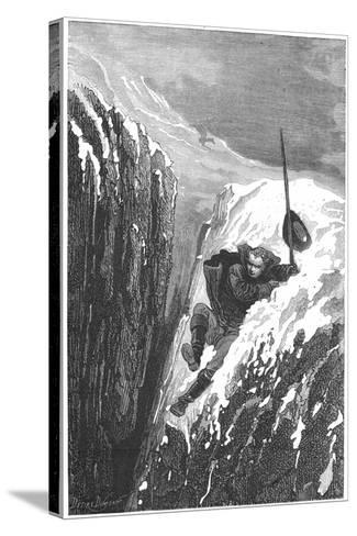 Carolus Linnaeus, 18th Century Swedish Scientist and Naturalist, 1874--Stretched Canvas Print