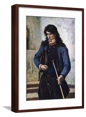 The Communicant, 1902-1903--Framed Art Print