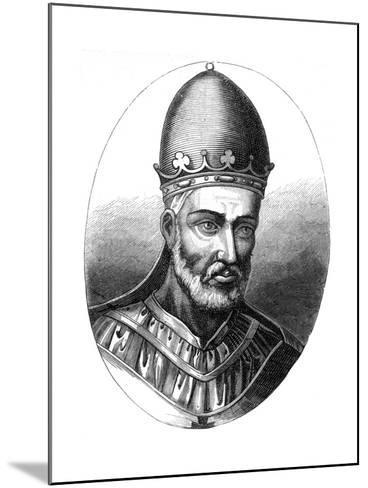 Pope Honorius III (1148-122), 1849--Mounted Giclee Print
