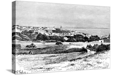 Tangier, Morocco, 1895-Taylor-Stretched Canvas Print